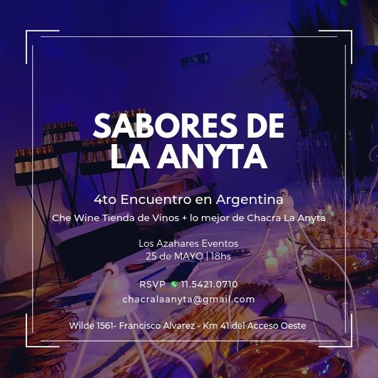 May 25 Event Invitation